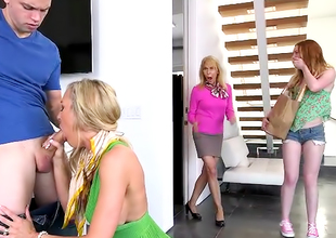 Moms Bang Teens - All in brandi