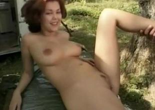 Danish girl Aya Nielsen