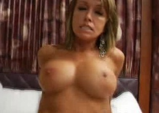 Milf Christina On Top Of Things