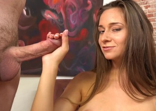 Birthday Beauty Cassidy Klein tugjob