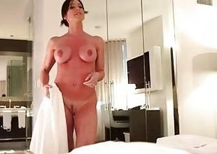 Housewife Kendra Longing take jock in POV style