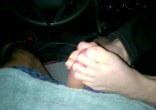 footjob white toes yellow toes mmm