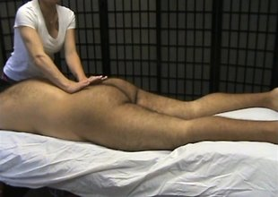 Massage with Pleased Ending 79